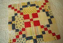 Burgoyne Surrounded / Burgoyne Surrounded pattern, including AP&Q Quiltalong 2014