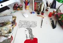 L'atelier | Sara Morante
