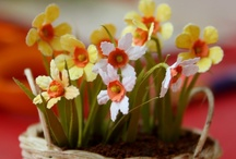 Miniature blomster