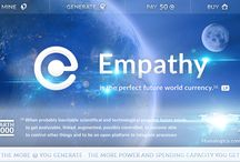 Future World Empathy Currency Design