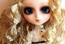 Dolls makeup, style & faces