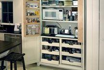 Storage In Cucina