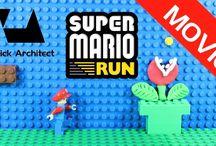 Lego Mario Series