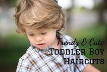 Little Man Hair Cuts