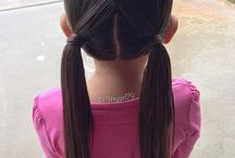 peinado escolar