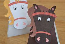 horse design
