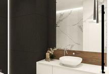 варианты цветовых решений интерьера туалет
