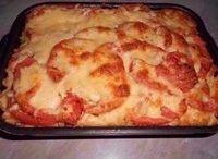 Рецепты - паста
