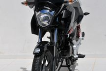 Honda CB 125 F 2015/2016 by Ermax Design / Accessories, nose screen, windshield