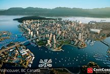 Beautiful Vancouver / A visual guide for International students learning to code in Vancouver