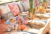 ・Tablescapes・