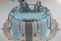 Gustavo's birthday cake ideas