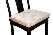 Oriental Chairs / Hand carved chairs with beautiful detail and finish.