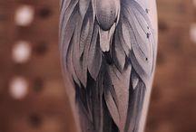 tetovaní křídla