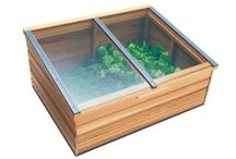 Cold Frames Collection / Our cold frames collection