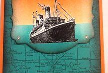 travelers stamp set
