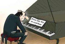 Χιούμορ περί μουσικής