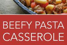 Ground Beef Casseroles