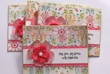 Card Making Inspirations / by Nadine Watts