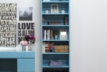 Office/Desks/Bookcases