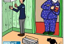 Christmas @ Proact! / #christmas #london #property #maintenance