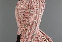 1780's cotton caraco