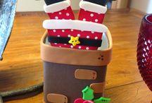 dulceros navideños