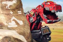 Dinotrux / Watch DreamWorks Dinotrux on Netflix! Premieres August 14th.