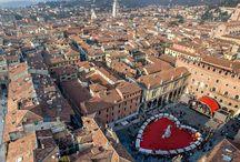 Verona by Matilde Vicenzi / La città che ha fatto nascere la mia prima pasticceria, e in cui si è sviluppata la storia della mia azienda, che oggi porta un po' della dolcezza di Verona in tutto il mondo.