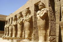 Sharm El Sheikh to Luxor day trip