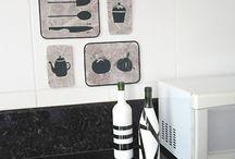Suprareciclagem :: Upcycling / Ideias de reutilização de materiais em artesanato e DIY