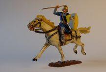 Les Normands 7 / La Cavalerie Normande 2