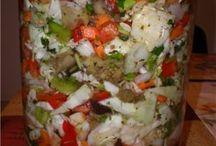 zeleninove šaláty