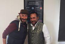 Angel's Pub Misterbianco & Dom Costa / BUONGIORNO! Oggi facciamo formazione con DOM COSTA, famosissimo bartender di livello internazionale (uno di quelli che fanno grande l'Italia all'estero!). IL MEGLIO PER VOI!!! PREPARATEVI!!!  #ANGELSPUB2015