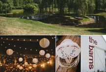 The Barns at Wesleyan Hills Wedding