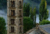 Románská architektura / (Romanesque architecture)