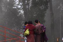 Impression - North of India /  Gangtok, Sikkim, North of India