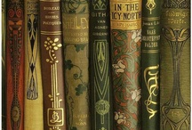 Book Bindings / by Sylvia James