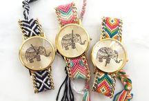 DIY | friendship bracelets