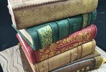 Book cakes!!