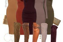 Sukienki ołówkowe+muszkieterki
