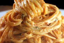 Pasta recipe collection