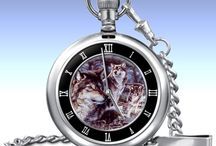 Watches - Pocket and Fob / Steampunk Watches & Fantasy Clocks