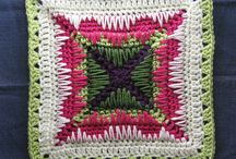 For the love of granny squares! / by Nicole Torbet