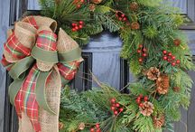 Wianuszki na Boże Narodzenie