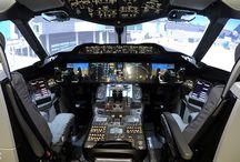 Simulador B787 Dreamliner / Conoce nuestro simulador de vuelo B787 Dreamliner