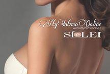Intimo femminile SièLei / Intimo femminile SièLei. Piccoli gioielli d'intimo! Appasionante e altamente comfortevole.