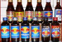 Red Bull 'East' Cans/Bottled