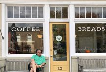 Living the Dream / Bakeries are a favorite stop in new places. #cookies #pies #cakes #bakery