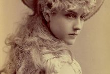 Early 20th Century Stage Actresses